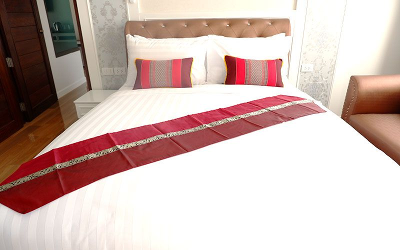 CONNECTING ROOMS (QUEEN BED) ( 2,500 ฿)